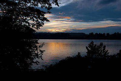 Photograph - Summer Sunset by Jeanne Sheridan