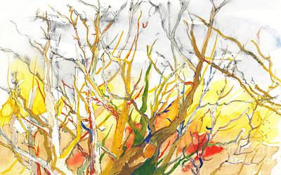 Summer's End Art Print by Vannucci Fine Art