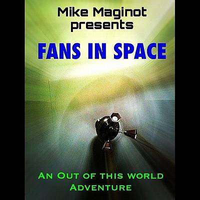 Sciencefiction Photograph - Summertime Science Fiction by Mike Maginot