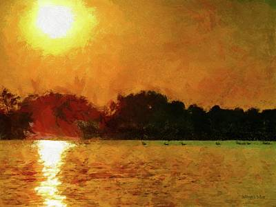 Painting - Sun Burned by Jeffrey Kolker