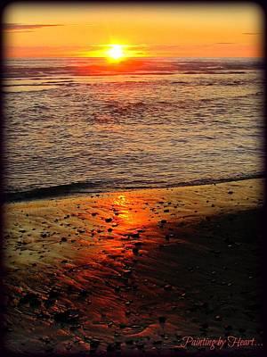 Photograph - Sun Kissed by Deahn      Benware