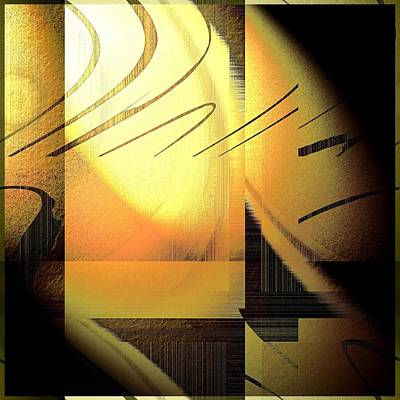 Sun Shade Art Print by Yanni Theodorou