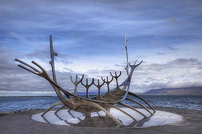 Royalty-Free and Rights-Managed Images - Sun Voyager by Evelina Kremsdorf