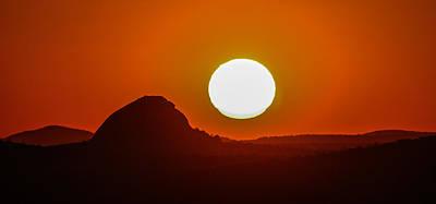 Photograph - Sunbump by Alistair Lyne