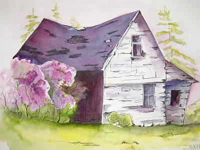Painting - Sunday Morning by Marsha Woods