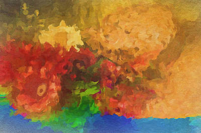 Impressionism Painting - Sunday Picnic by Georgiana Romanovna