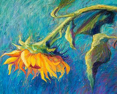 Sunflower Print by Candy Mayer