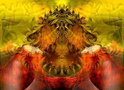Digital Art - Sunflower by Dave Kwinter