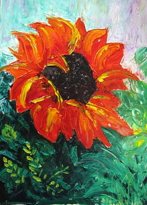 Painting - Sunflower by Jenell Richards