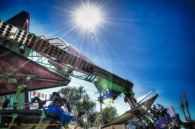 Photograph - Sunny At The Fair by Dan Crosby