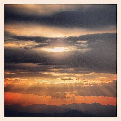 Still Life Photograph - Sunrays by Chi ha paura del buio NextSolarStorm Project