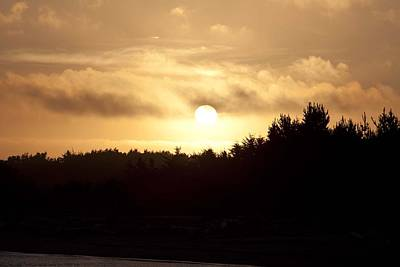 Photograph - Sunrise - Sunset - 0045 by S and S Photo
