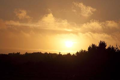 Photograph - Sunrise - Sunset - 0046 by S and S Photo