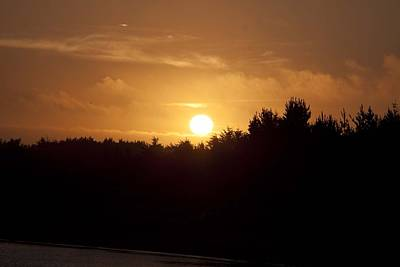Photograph - Sunrise - Sunset - 0048 by S and S Photo