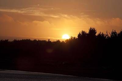 Photograph - Sunrise - Sunset - 0049 by S and S Photo