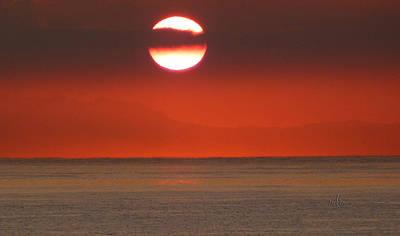Photograph - Sunrise 13 by Marie Morrisroe