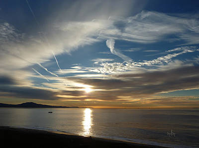 Photograph - Sunrise 17 by Marie Morrisroe