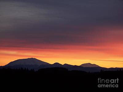 Photograph - Sunrise 3 by Chalet Roome-Rigdon