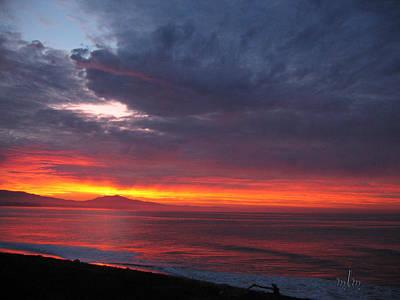 Photograph - Sunrise 3 by Marie Morrisroe