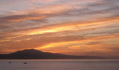 Photograph - Sunrise 5 by Marie Morrisroe