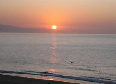 Photograph - Sunrise 9 by Marie Morrisroe