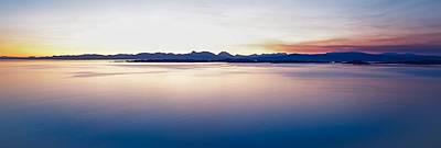 Maciej B. Markiewicz Photograph - Sunrise Above Torridon by Maciej Markiewicz