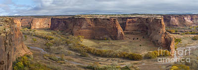 Photograph - Sunrise At Canyon De Chelly by Sandra Bronstein