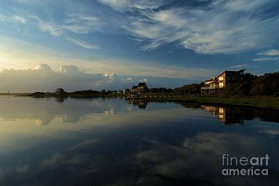 Photograph - Sunrise At The Outer Banks by Adam Jewell