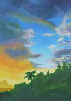 Painting - Sunrise by Diane Cutter