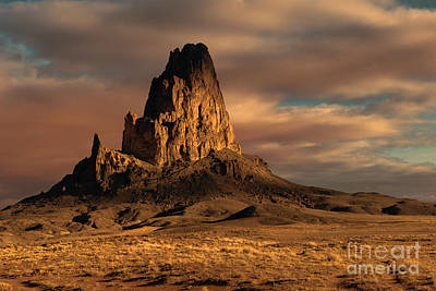 Southwest Landscape Photograph - Sunrise On El Capitan by Sandra Bronstein