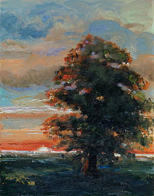 Painting - Sunrise by Rick Nederlof