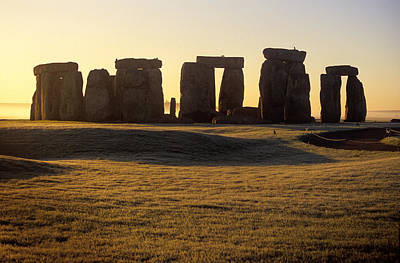 Photograph - Sunrise Stonehenge by Cliff Wassmann