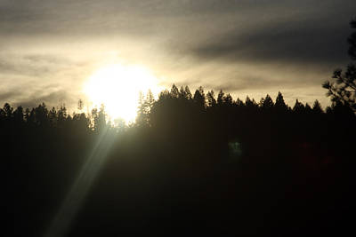 Photograph - Sunrise-sunset - 0023 by S and S Photo
