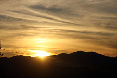 Photograph - Sunrise-sunset - 0025 by S and S Photo