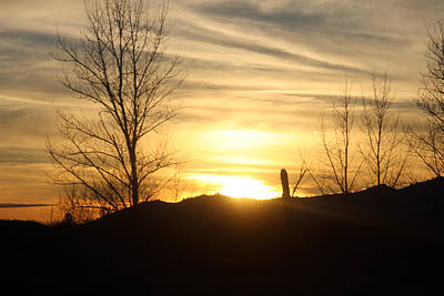 Photograph - Sunrise-sunset - 0026 by S and S Photo