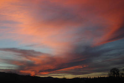 Photograph - Sunrise-sunset - 0043 by S and S Photo