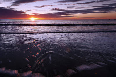 Photograph - Suns Up Tides In by Glenn Gordon