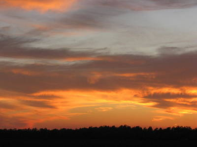 Wall Art - Photograph - Sunset 1 by Evelyn Haye