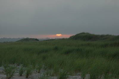 Photograph - Sunset At Horseneck Beach by Rafael Figueroa