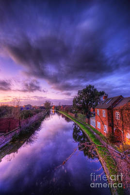 Photograph - Sunset At Loughborough by Yhun Suarez