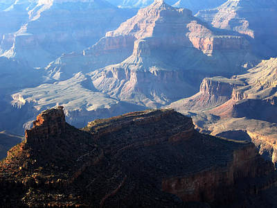 Photograph - Sunset At The Grand Canyon II by Julie Niemela