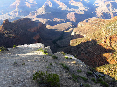 Photograph - Sunset At The Grand Canyon IIi by Julie Niemela