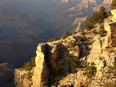 Photograph - Sunset At The Grand Canyon V by Julie Niemela