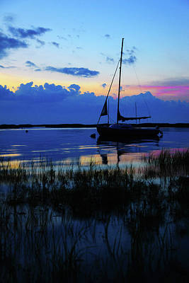 Photograph - Sunset Calm by Rick Berk