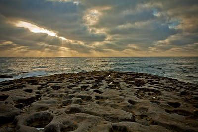 Photograph - Sunset Cliffs by Anthony Doudt