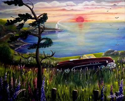 Photograph - Sunset Cruisin' by Renate Nadi Wesley