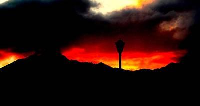 Photograph - Sunset  by Elizabeth  Doran