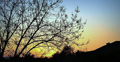 Photograph - Sunset In April by Rima Biswas
