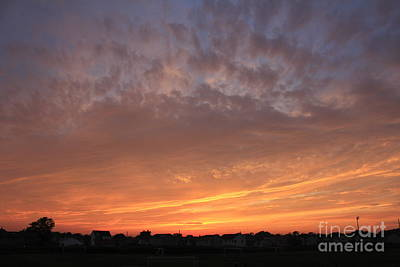 Photograph - Sunset In Lindenhurst by Scenesational Photos