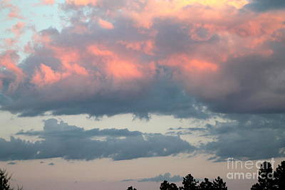 Photograph - Sunset In Showlow by Pamela Walrath